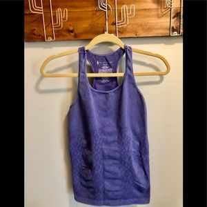 Free People movement tank in purplish blue